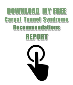 chiropractor mechanicsville va carpal tunnel syndrome relief